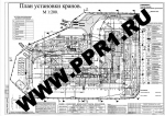 Проект Производства Работ кранами КБ-403Б и КБ-408.. Лист 1.