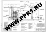Проект Производства Работ кранами КБ-403Б и КБ-408.. Лист 2.
