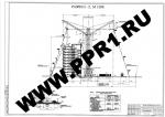 Проект Производства Работ кранами КБ-403Б и КБ-408.. Лист 3.